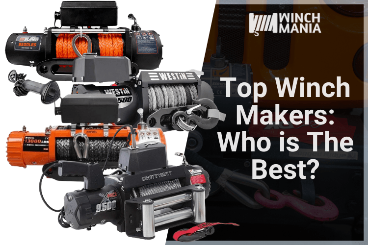 Top Winch Makers