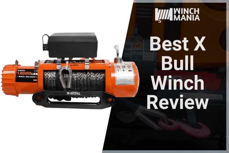 Best X Bull Winch Review
