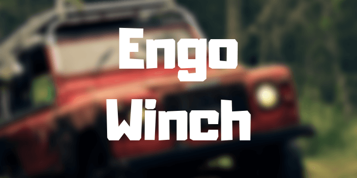 Engo Winch Review