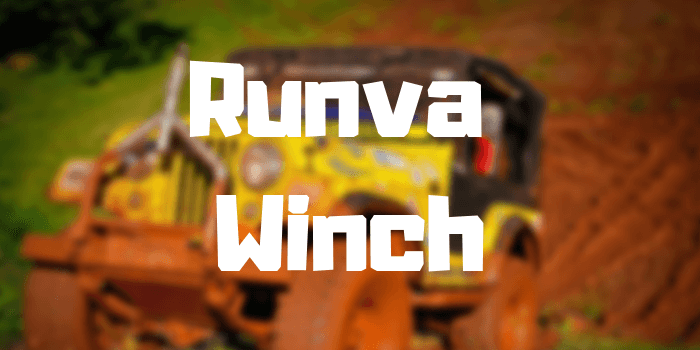 Runva Winch Review