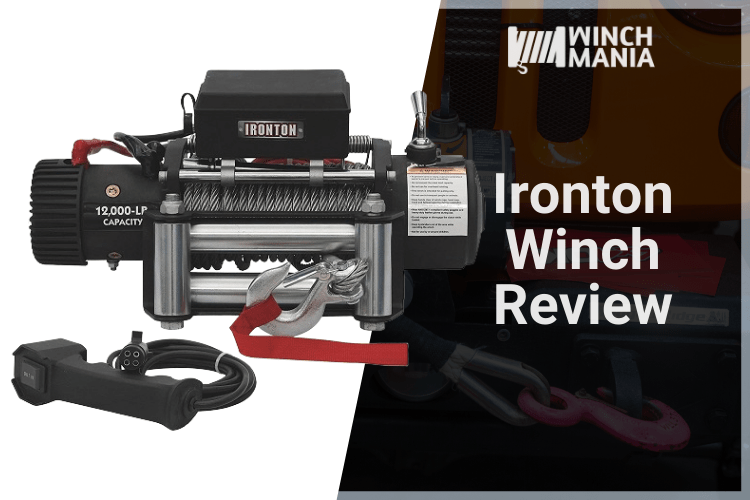 Ironton winch review