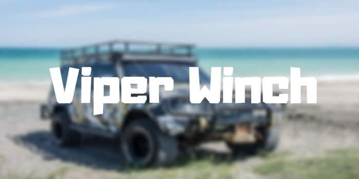 viper winch review