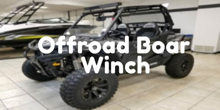 Offroad boar winch review