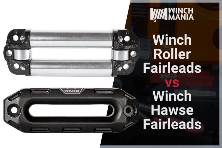Winch Fairleads