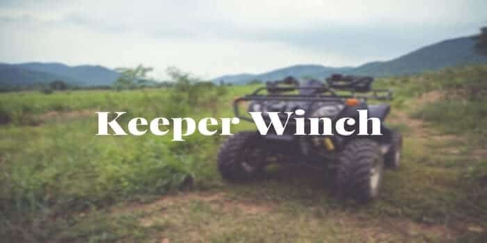 keeper winch review