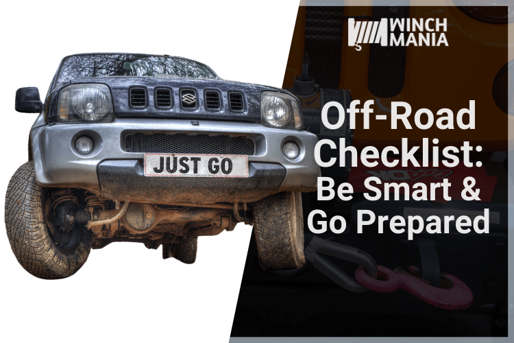 Off-Road Checklist