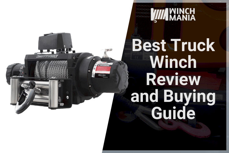 Best Truck Winch Review and Buying Guide