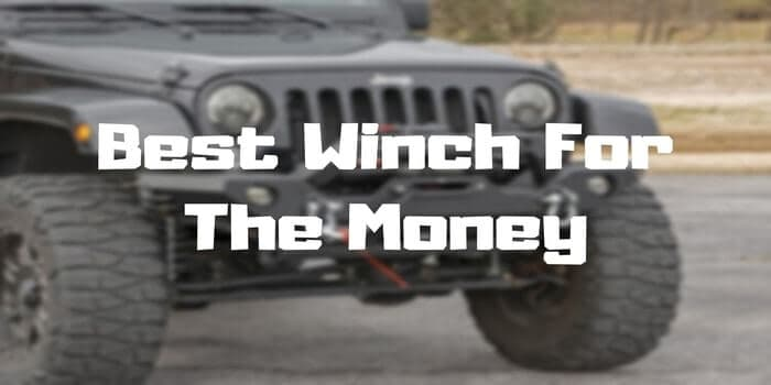 accurate list of awesome winch for the money