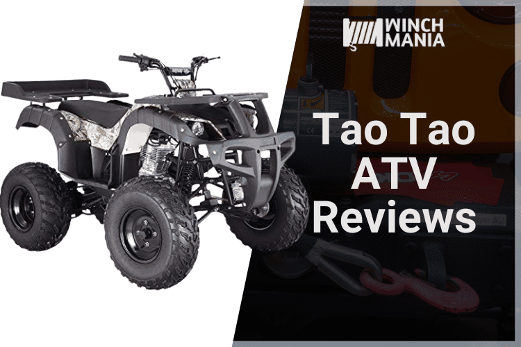 Tao Tao ATV Reviews