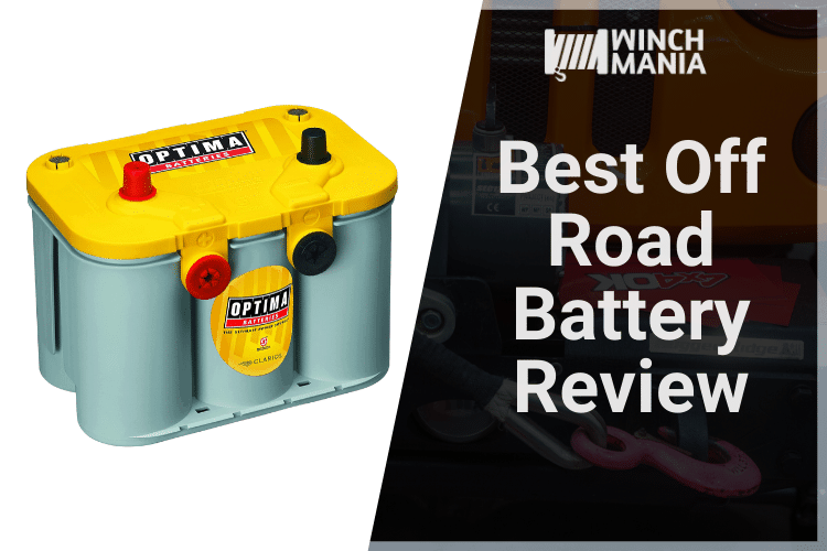 Best Off Road Battery Review