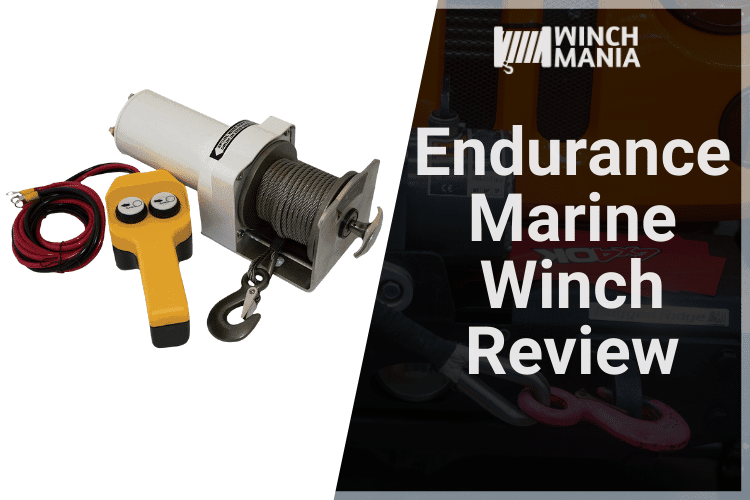 Endurance Marine Winch