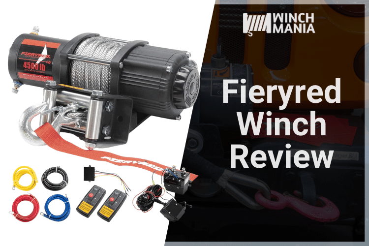 Fieryred Winch Review