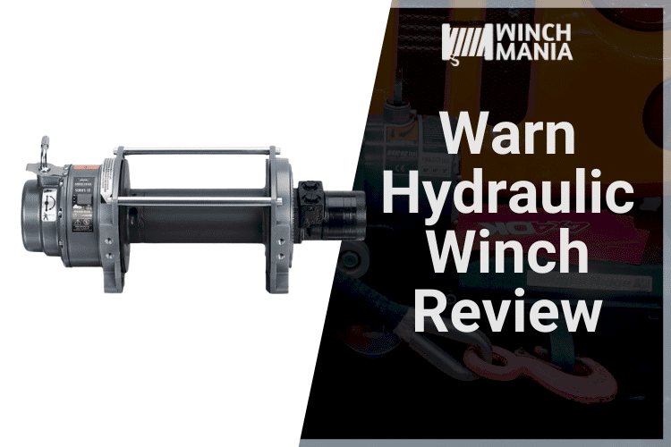 Warn Hydraulic Winch Review