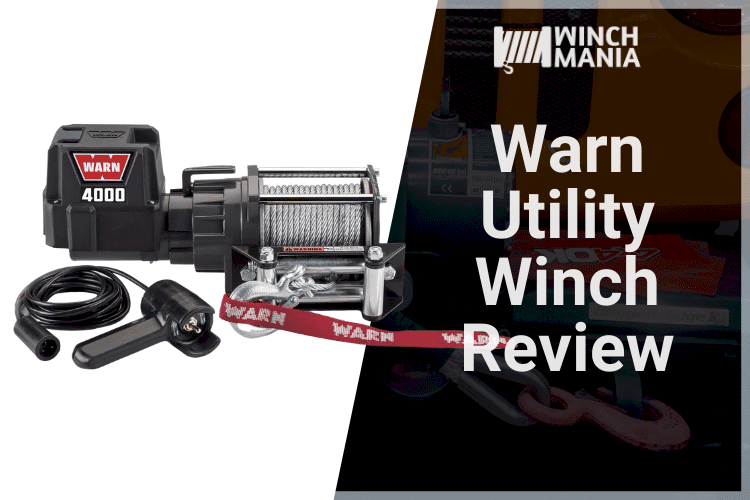 Warn Utility Winch Review