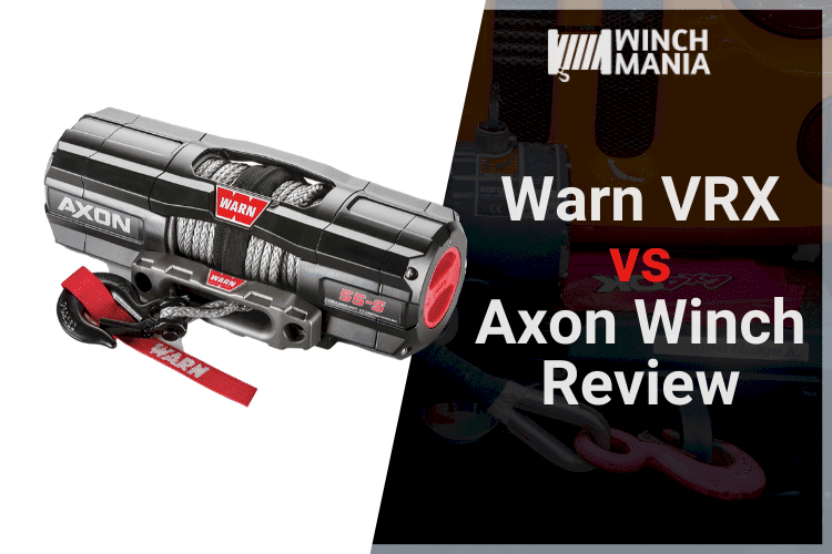 Warn VRX vs Axon Winch Review