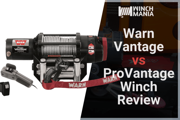 Warn Vantage vs ProVantage Winch Review