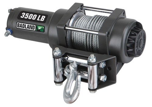Badland Winches ATV & Utility Electric Winch 3500 lb