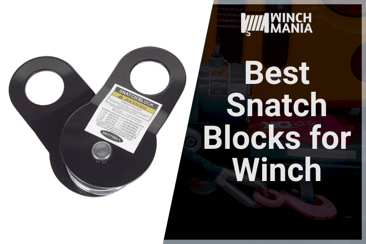 Best Snatch Blocks for Winch