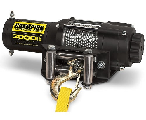 Champion ATV Winch Kit