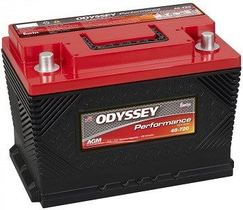 Odyssey Battery Lead Acid Battery