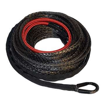 Ranger UltraRanger Synthetic Winch Rope for ATV Winch