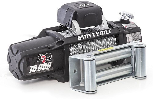 Smittybilt 97510 X 2O Waterproof Winch