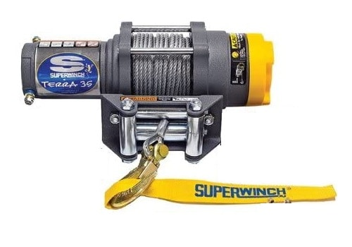 Superwinch 1135220 Terra Single Line Pull Winch