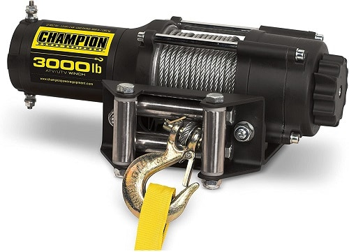 Champion Power Equipment 13004 Winch