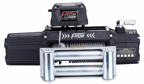 FROM ANT Series Electric Winch 9500lbs Winch