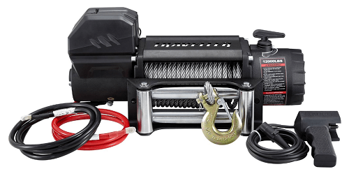 Traveller 12000 lb Winch Review