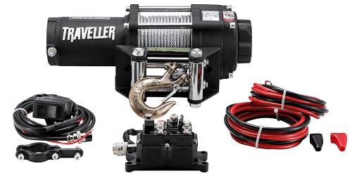 Traveller 2500 lb Winch Review