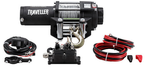 Traveller 3500 lb Winch Review
