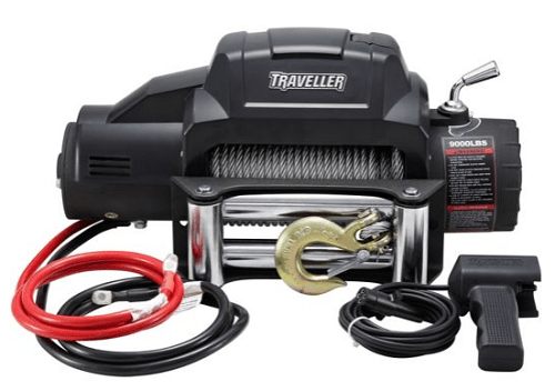 Traveller 9000 lb Winch Review