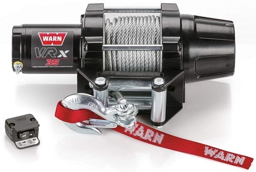 WARN 101035 VRX 35 Powersports Winch