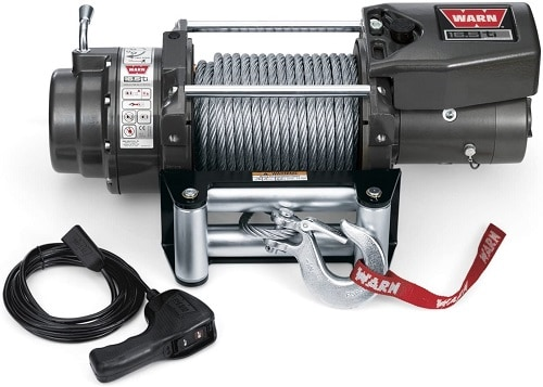 WARN 68801 16.5ti Series Electric 12V Heavyweight Thermometric Winch