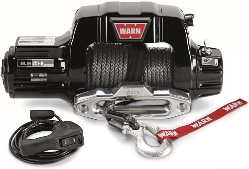 WARN 97600 9.5cti-s Electric 12V Winch