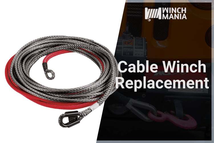 Cable Winch Replacement