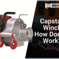 Capstan Winch - What is it and How does it Work