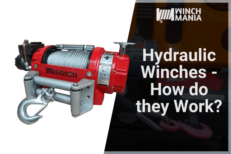 Hydraulic Winches - How do they Work