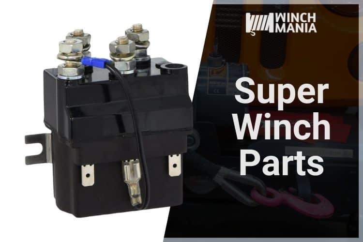 Superwinch Parts