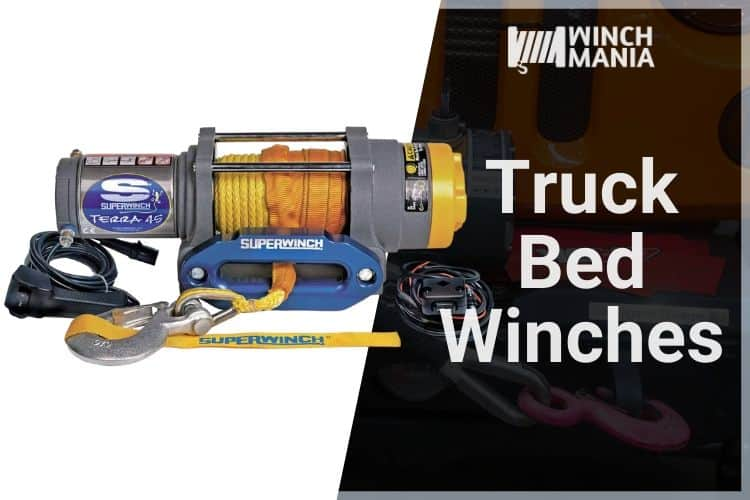 Truck Bed Winches