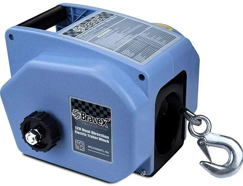 Bravex Electric Winch
