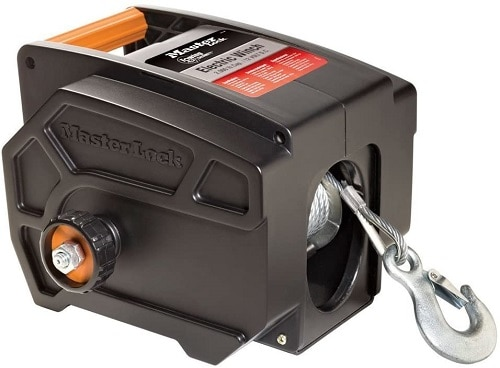 Master Lock Electric Winch