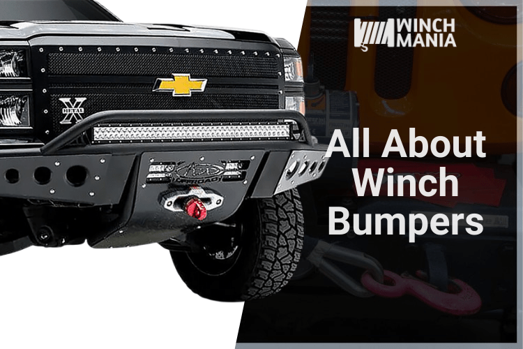 All About Winch Bumpers A Brief Guide