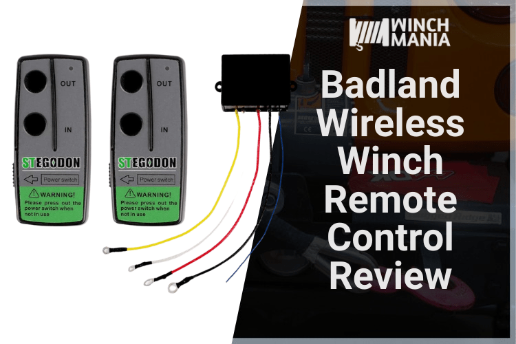 Badland Wireless Winch Remote Control Review