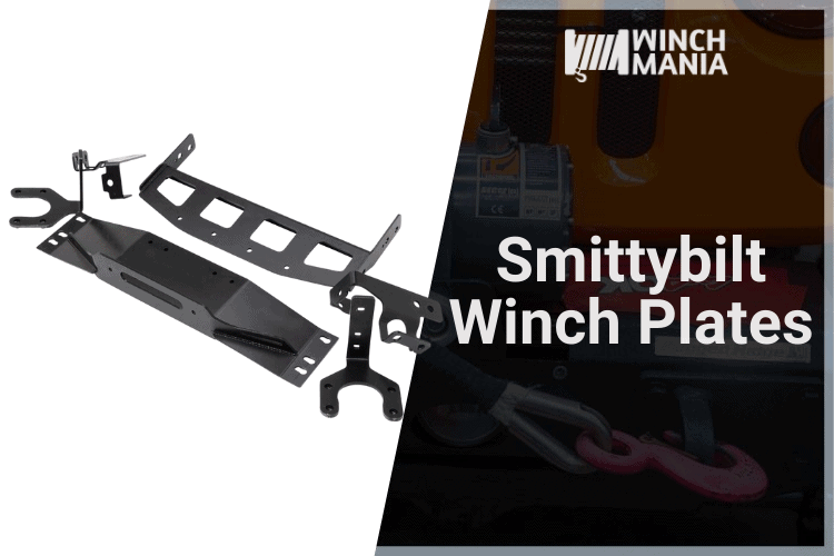 Smittybilt Winch Plates Viable Replacements