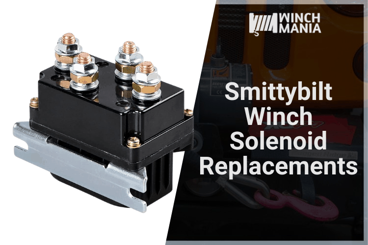 Smittybilt Winch Solenoid Replacements