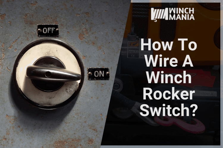 How To Wire A Winch Rocker Switch