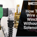 How To Wire A Winch Without A Solenoid