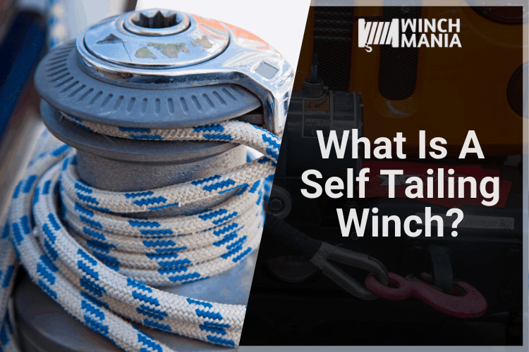 What Is A Self Tailing Winch